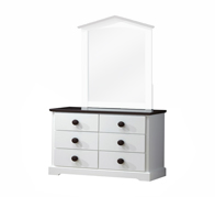 Brentwood 6 Drawers Dresser