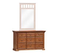 Diana 6 Drawers Dresser