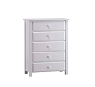 Caribbean 5 Drawers Chest