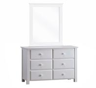 Caribbean 6 Drawers Dresser