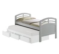 Delphi Captain Single Bed