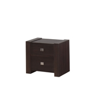 Harvard 2 Drawers Bedside Table