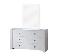 Harvard 6 Drawers Dresser