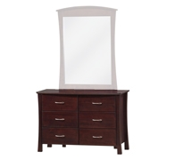 Havana 6 Drawers Dresser