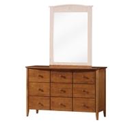 Morocco 9 Drawers Dresser