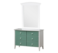 New Jersey 6 Drawers Dresser