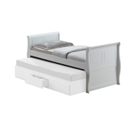 Sudbury Captain Single Bed