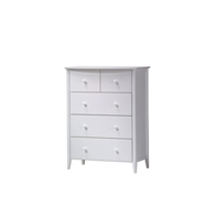 Wales 5 Drawers Chest