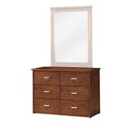 Westbury 6 Drawers Dresser