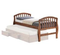 Westbury Captain Single Bed