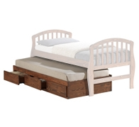 Westbury Trundle Bed with Drawers